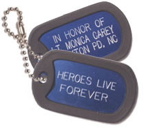 Double Honor Tags